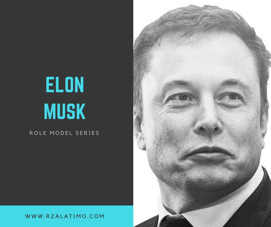 Role Models: Elon Musk