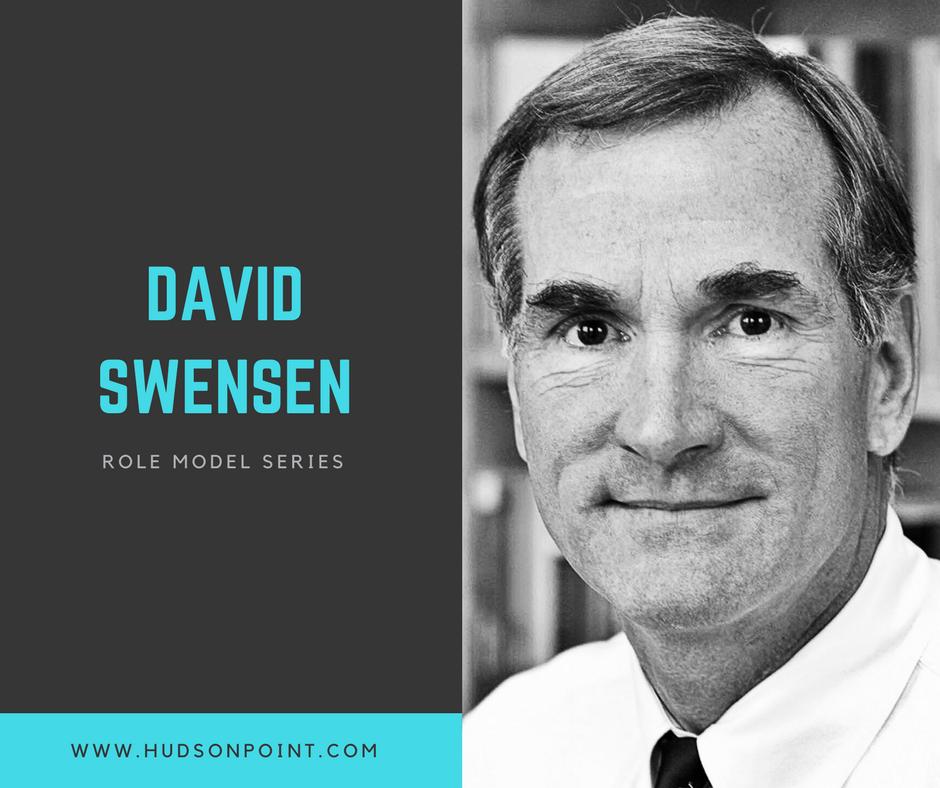 Role Models: David Swensen
