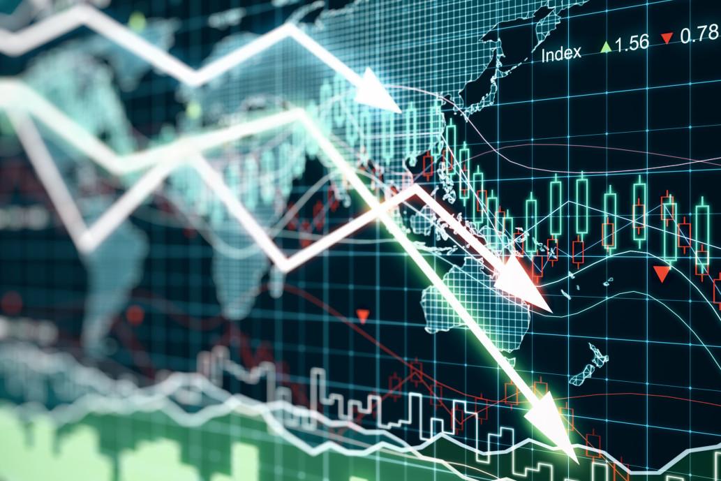 The economy is teetering despite unemployment drop